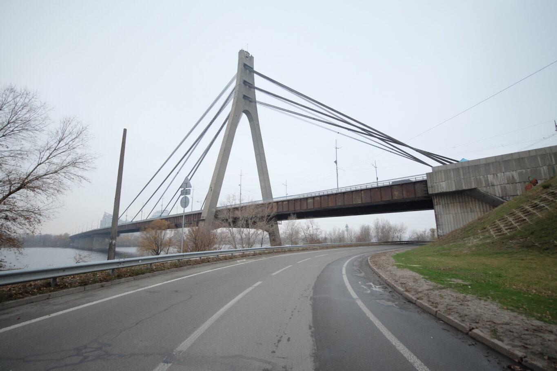мост для съемок