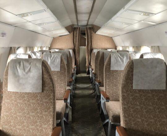 самолет для съёмки